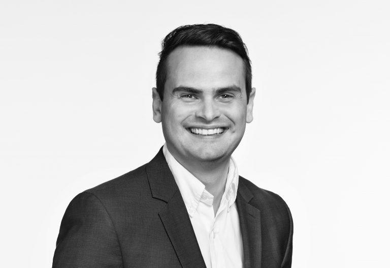 Dr. Adrian Hurrle, Zahnarzt und FDP-Bundestagskandidat für Freiburg