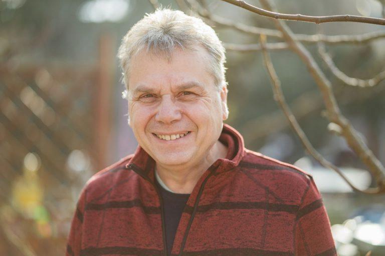 Berthold Krieger, Friseurmeister