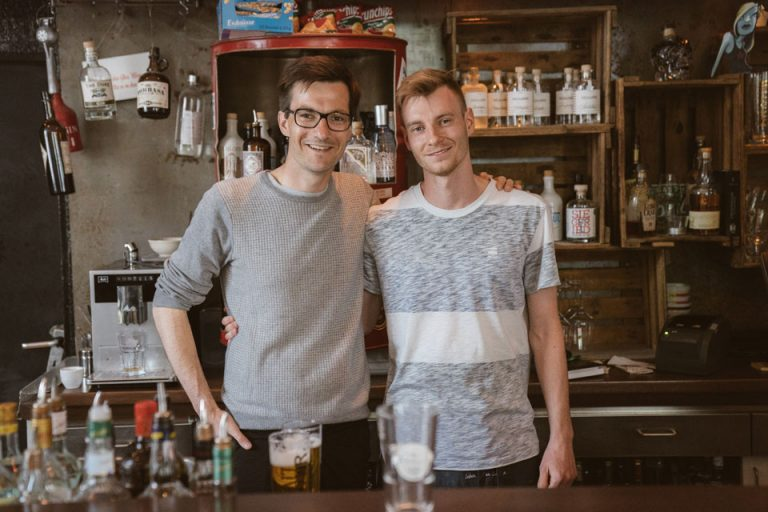 Erik Braun, Inhaber Borso Bar