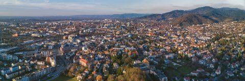 Oberbürgermeisterwahl 2018 Freiburg Panorama