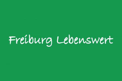 Freiburg Lebenswert unterstützt OB-Kandidat Martin Horn