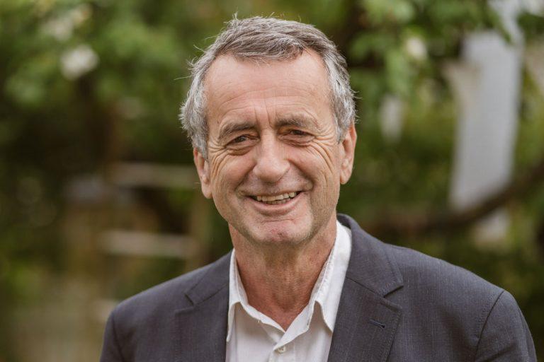 Prof. Dr. Günter Rausch, OB-Kandidat