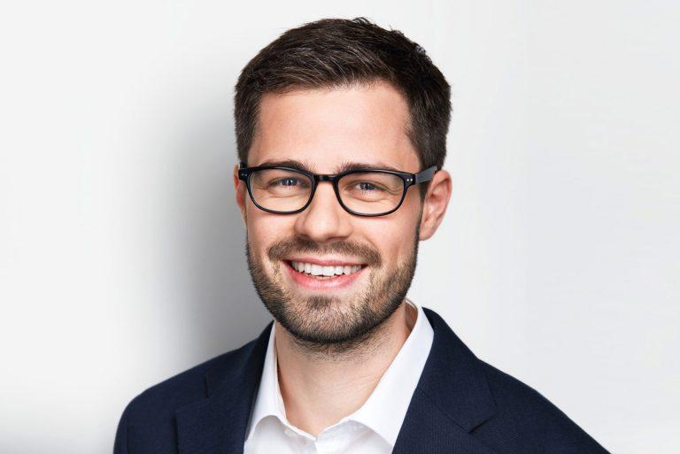 Julien Bender, Kreisvorsitzender SPD Freiburg