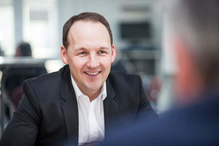 Marc Biadacz, Mitglied des Deutschen Bundestages für den Wahlkreis Böblingen und Mitglied des Gemeinderats Böblingen (CDU)