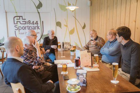 Über 170 Sportvereine aus Freiburg schrieb Martin Horn an und lud zu einem Gespräch ein. Wichtige und interessante Aspekte wurden so direkt ausgetauscht.