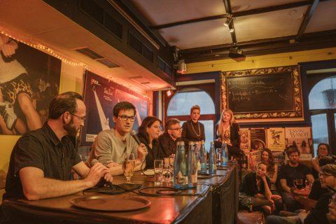 Im Atlantik wurde über die (Sub)Kultur in Freiburg gesprochen - die IG Subkultur lud zur Podiumsdiskussion ein.