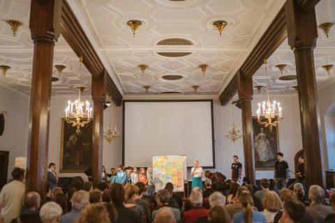 Historisches Kaufhaus: Demokratie-Konvent