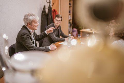 Im Gespräch mit dem Vorsitzenden des EHC Freiburg e.V. Werner Karlin