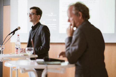 Auch die Architektenkammer lud zum Gespräch. Die Mensa der Hebelschule war wieder ein Mal pralle gefüllt. Es geht um die Zukunft der Stadt – Bauqualität vor Quantität.