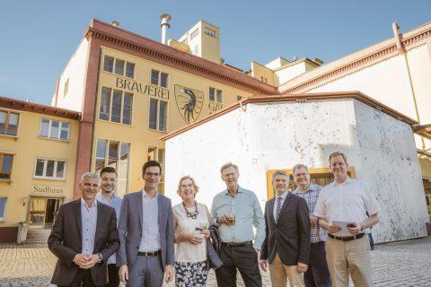 Führung durch die Brauerei Ganter auf Einladung des CDU Ortsverbandes Mittel und Oberwiehre - war ein schöner und informativer Abend! Danke Franco Orlando für die Einladung. | 27.Juni 2018
