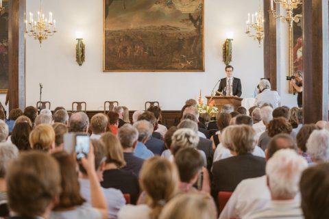 Antrittsrede des neuen Oberbürgermeisters von Freiburg Martin Horn | 2. Juli 2018