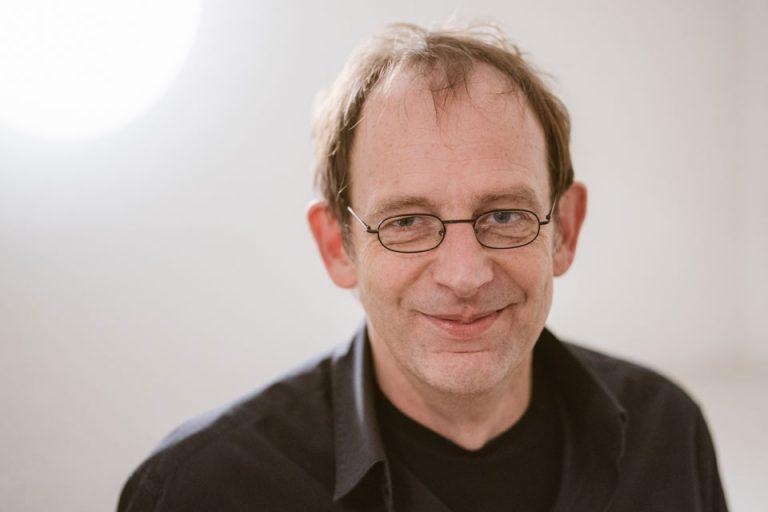 Ralf Müller, Mieterbeiratsvorsitzender der Freiburger Stadtbau