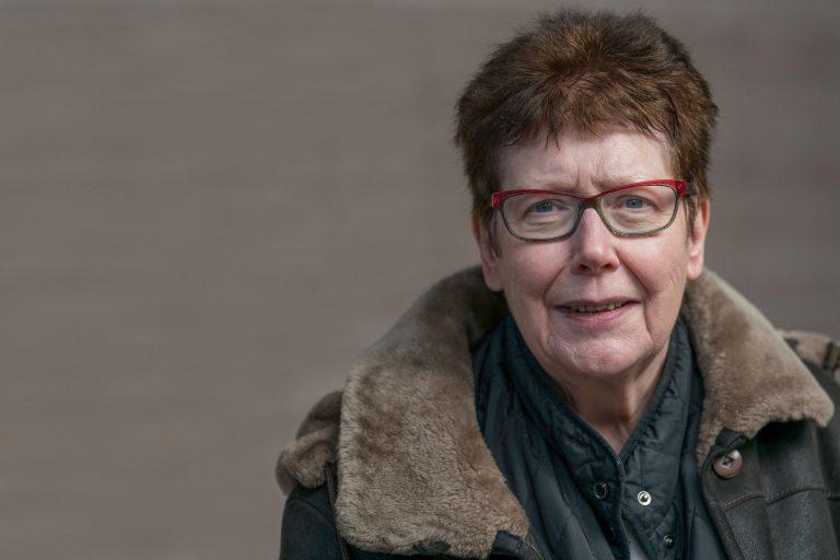 Renate Buchen, Fraktionsvorsitzende der SPD im Freiburger Gemeinderat